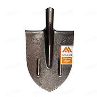 Лопата копальная остроконечная из рельсовой стали
