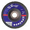 Диск лепестковый торцевой Cutop Profi 125*22.2 Р40 70-12540
