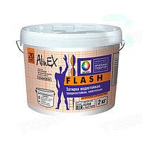Затирка AlinEX FLASH 2 кг белая