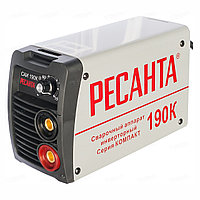 Сварочный аппарат инверторный Ресанта САИ 190К
