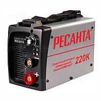 Сварочный аппарат инверторный Ресанта САИ 220К