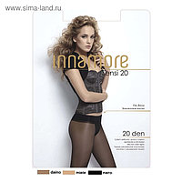 Колготки женские INNAMORE Sensi 20 ден, цвет чёрный (nero), размер 2