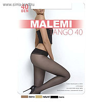 Колготки женские MALEMI, цвет nero (чёрный), размер 2 (арт. Tango 40)