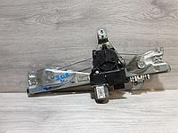 9223C9 Стеклоподъемник задний левый для Peugeot 308 2007-2015 Б/У