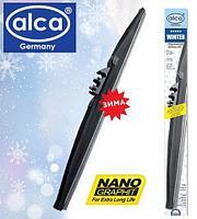"""Щетка стеклоочистителя Alca WINTER NANO GRAPHIT для автомобиля (360мм 14"""")"""