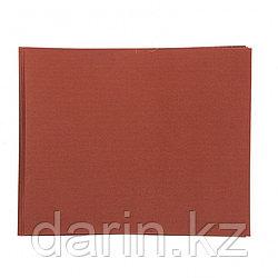 Шлифлист на бумажной основе, P 1500, 230 х 280 мм, 10 шт, влагостойкий Сибртех
