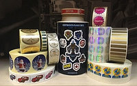 Печать стикеров,Алматы