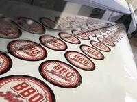 Печать стикеров, срочно в Алматы
