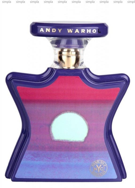 Bond No.9 Andy Warhol Montauk парфюмированная вода объем 100 мл (ОРИГИНАЛ)