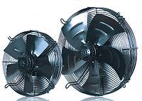 Вентилятор осевой 4м350