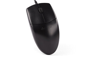 Мышь A4tech N-300, 1000 dpi/ USB/ Черный