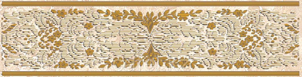 Кафель   Плитка настенная 25х35 Исабель   Isabel бежевый бордюр B