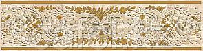 Кафель | Плитка настенная 25х35 Исабель | Isabel бежевый бордюр B