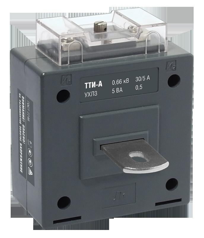 Трансформатор тока ТТИ-А 5ВА класс 0,5 20/5 ИЭК