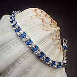 """Браслет с кристаллами """"Donna"""", фото 5"""