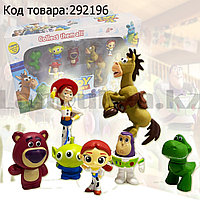 Набор фигурок игрушечных миниатюрных для детей из серии История игрушек 4 Джесси и Булзай G-5003