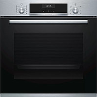 Встраиваемый духовой шкаф Bosch 60 cm Нержавеющая сталь HBG 517 ES0R