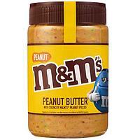 Паста арахисовая M&M's Peanut Butter 320 гр. (6 шт в упаковке)