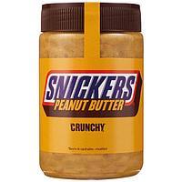 Паста арахисовая Snickers Peanut Butter 320 гр. (6 шт в упаковке)