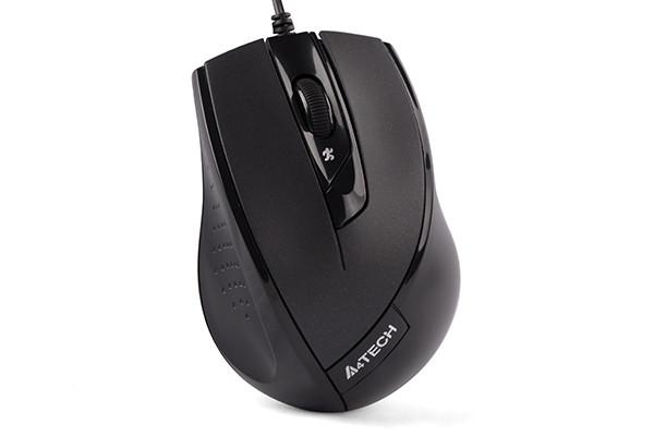 Мышь A4tech N-600X USB BLACK
