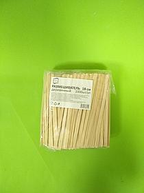 Размешиватель деревянный 14см