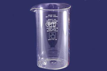 Колба стеклянная gipfel 7190 600мл для арт.7180/8538/7014/7022