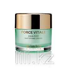 Матирующий крем для лица FV Aqua - Pure Mattifying Cream 50 мл.
