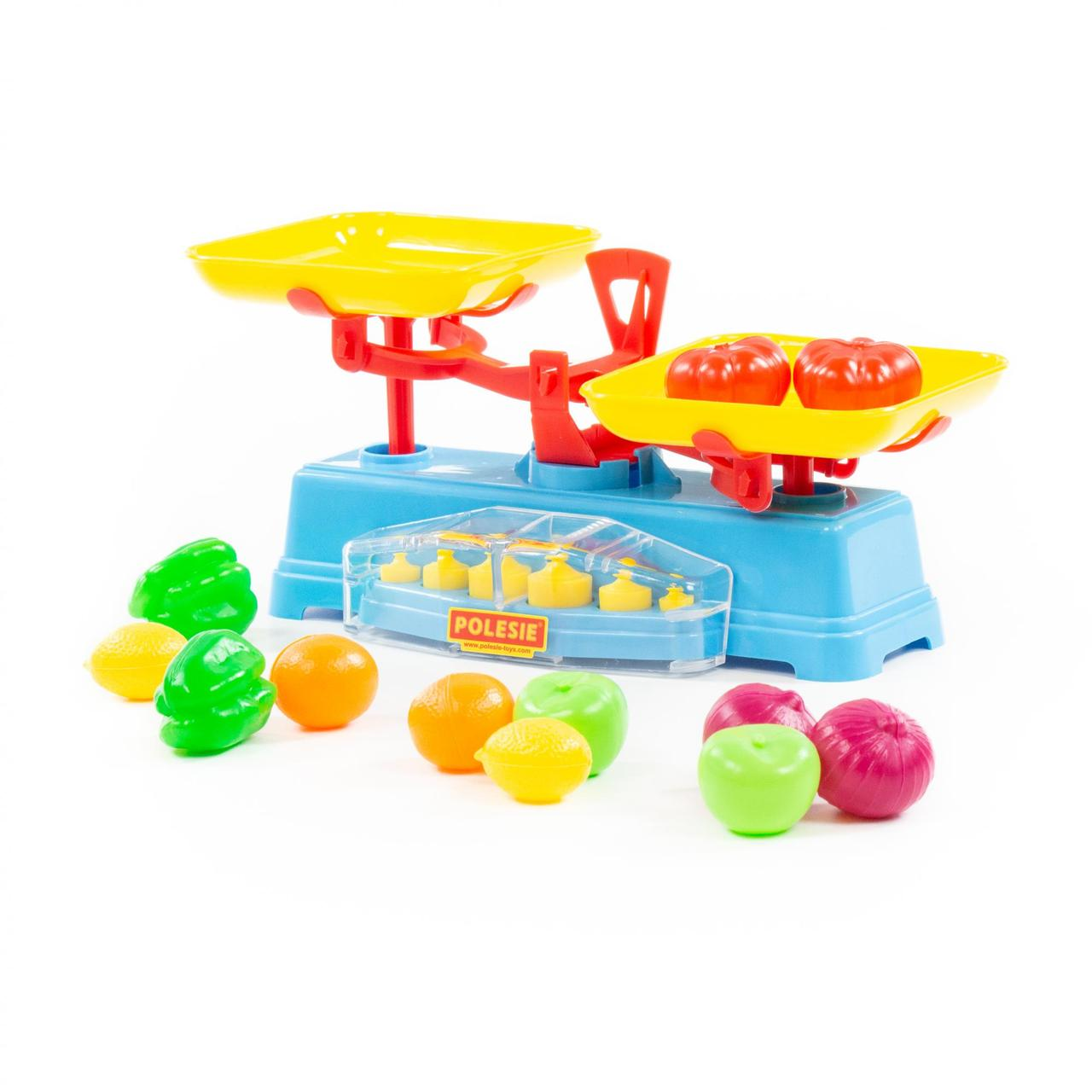 Игровой набор - Весы и комплект продуктов - фото 2
