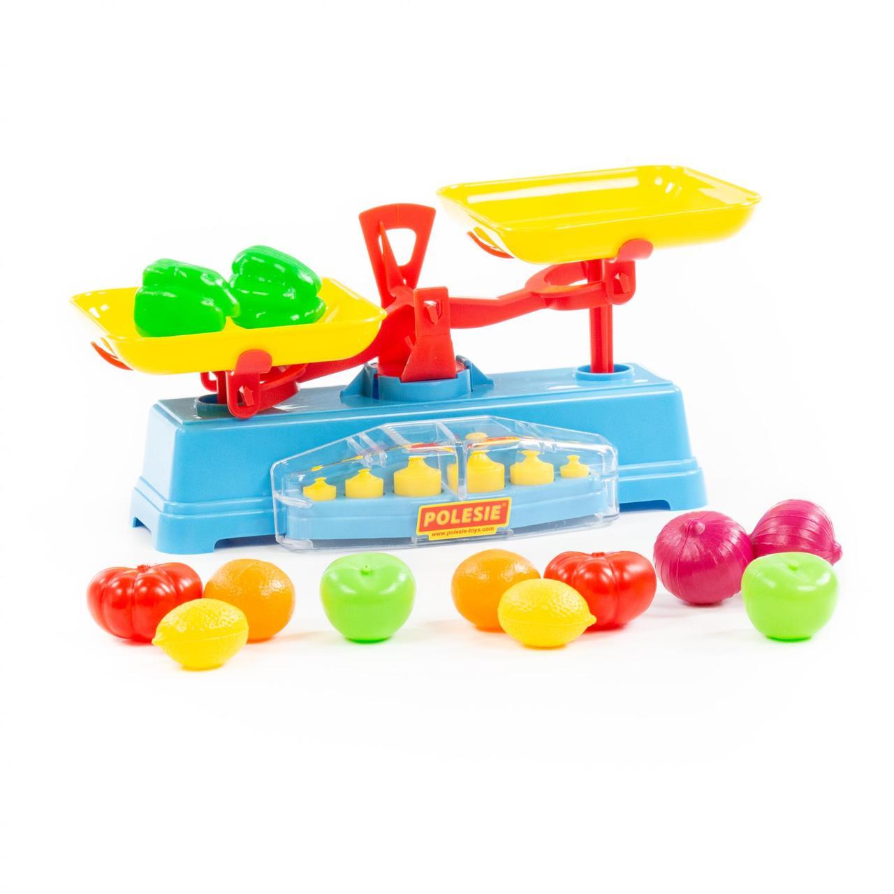Игровой набор - Весы и комплект продуктов - фото 3