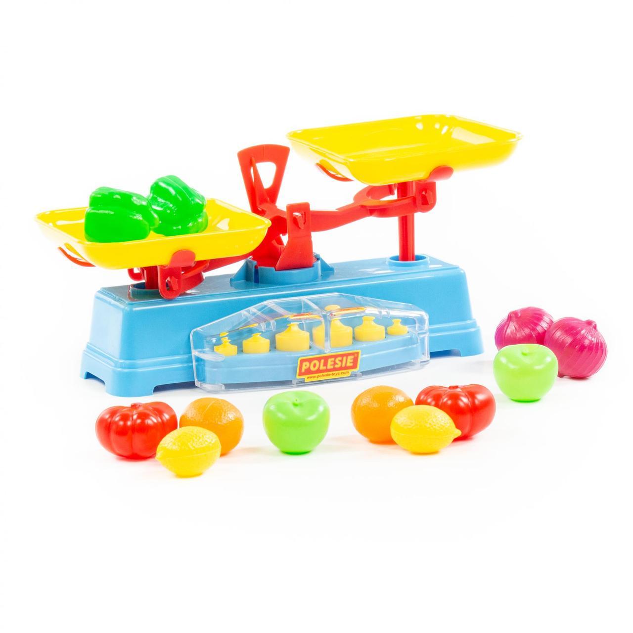 Игровой набор - Весы и комплект продуктов - фото 4
