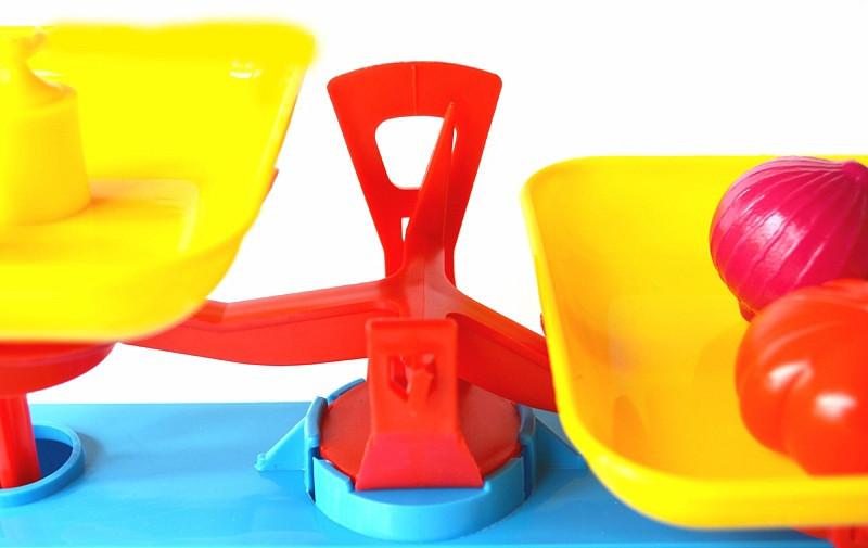 Игровой набор - Весы и комплект продуктов - фото 6