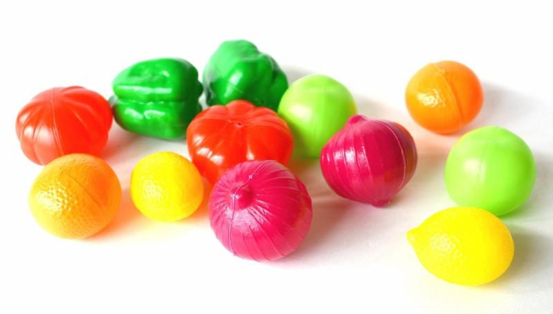 Игровой набор - Весы и комплект продуктов - фото 7