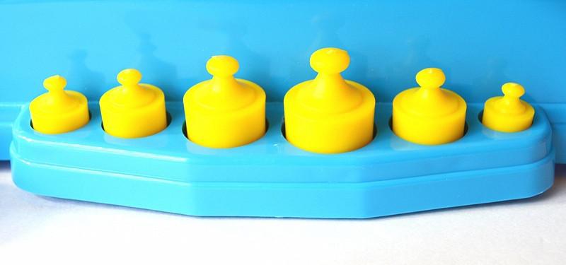 Игровой набор - Весы и комплект продуктов - фото 8