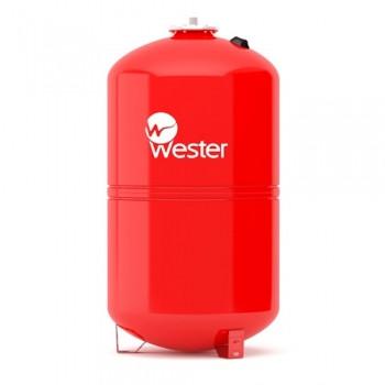 Мембранный расширительный бак Wester WRV 100