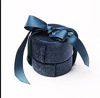 Ювелирная коробочка. Синий, фото 1