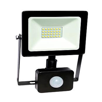 LED Прожектор INTER FOX 10W 6500K IP44 MEGALIGHT(24)