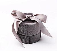 Ювелирная коробочка. Серый, фото 1