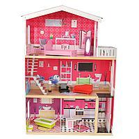 Дом для кукол Demi Star с аксессуарами 10 шт.