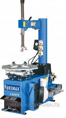 Станок шиномонтажный REMAX, автомат с взрывной накачкой V-624IT 380B.