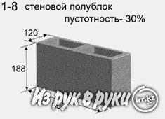 Пескоблок  СКЦ - 4