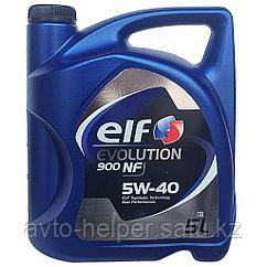 Elf Evolution 900 NF 5W40 5 LT