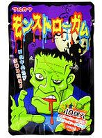 Жев.резинка Marukawa Франкенштейн (кола-лимонад) 41,5 гр Япония