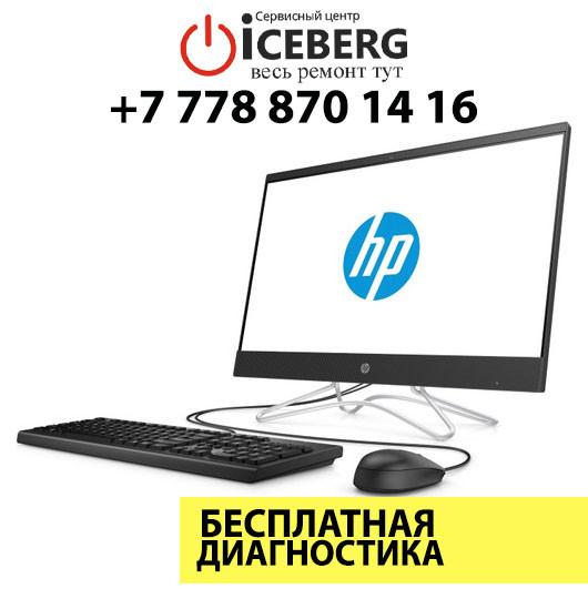 Ремонт моноблоков HP