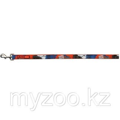 Поводок нейлоновый для собак X-TRM 120см 2,5см