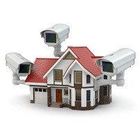 Cистемы охраны и видеонаблюден...