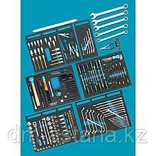 Стандартный набор инструментов для AUDI 214 пр. Hazet (Германия)