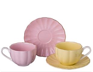 Кофейный набор на 2 персоны бокка 4 пр. 135 мл