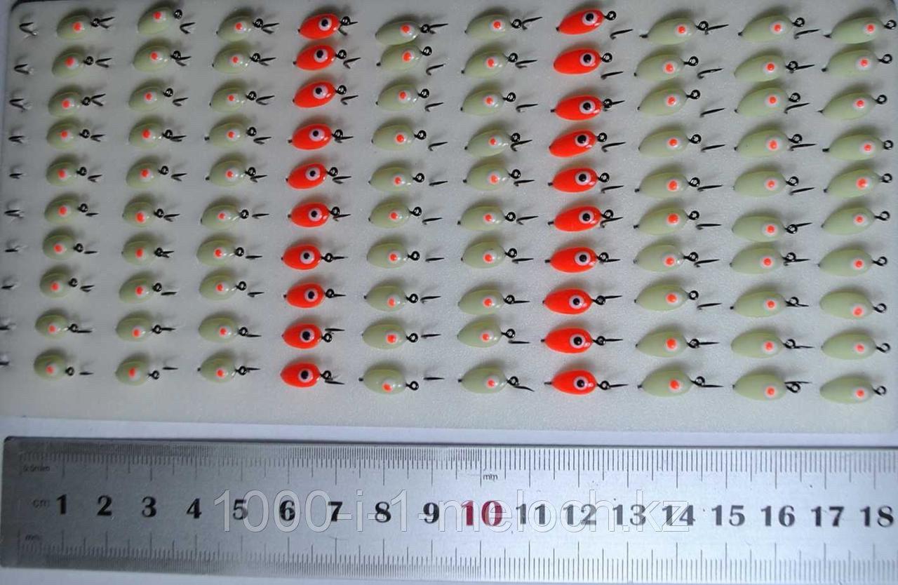 Мормышки Фосфорные в большом количестве и ассортименте - фото 10