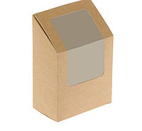 Контейнер бумажный 9 х 5 х 13 см, фото 1