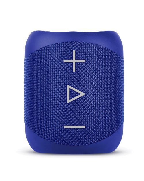 Sharp GXBT180BL, синий, акустическая система 2.0,  Bluetooth